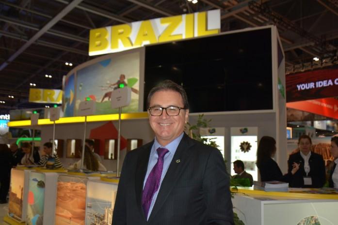 Vinicius Lummertz, presidente da Embratur