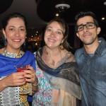 Yholanda Amorim, Marily Augusto e Daniel Oliveira, da RH Top