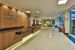 Atlantica abre hotel Comfort em Mogi Guaçu (SP)