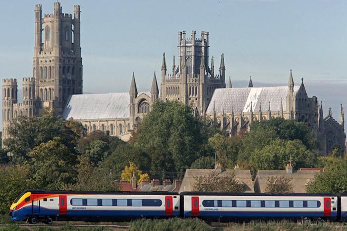 Viagens de curta distância são as preferidas para quem viaja de trem