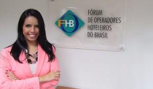 Fohb anuncia nova gerente de Parcerias e Novos Negócios