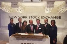 Latam celebra 20 anos de abertura na Bolsa de Nova York