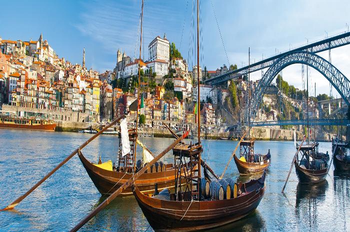 Cidade do Porto, em Portugal, é um dos destinos contemplados com a promoção