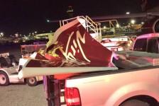 Virgin Atlantic e EgyptAir abortam decolagem após choque ainda em solo