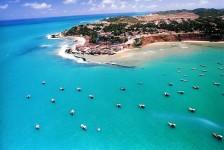 Campanha #NordesteLindo destaca praias não atingidas por manchas de óleo