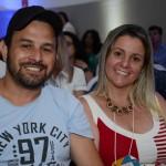 Carlos Mota e Agnes Agnello, da Ama Turismo