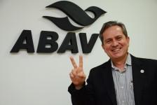 Novo presidente da Abav quer união das entidades e continuidade às ações atuais