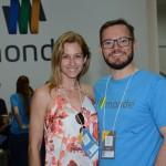 Carolina Sasse e Erick Sasse, da Monde