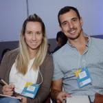 Caroline Bertoni e Danilo Pugliesi, da Q Viagem