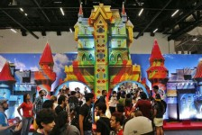 Beto Carrero World surpreende na CCXP 2017