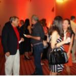Coquetel reuniu perto de 80 convidados