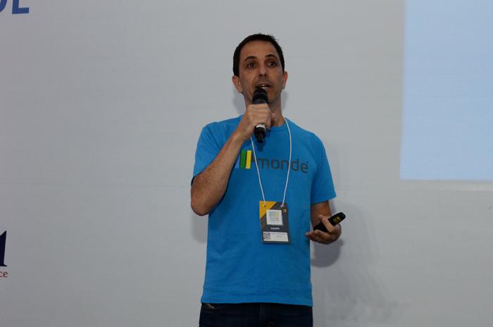 Daniel Biancareli, diretor da Monde