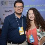Denis Cleuder e Gabriela Del Rio, da Agência Virtude