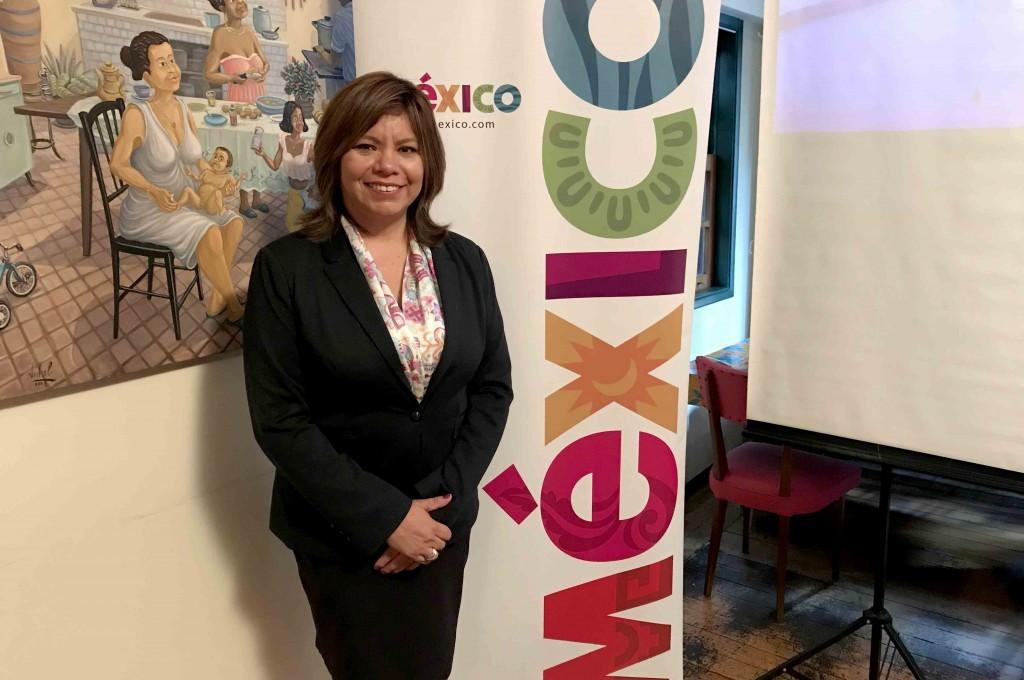 Diana Pomar, diretora do CPTM no Brasil