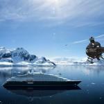 Eclipse tem helicóptero e submarino entre as suas atrações.