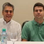 Fernando Dias e Daniel Dias, da Master Turismo