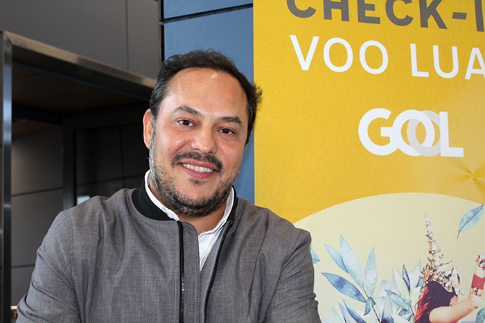 German Carmona, gerente de Marketing da Gol