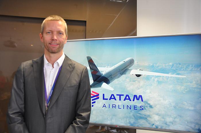 Jerome Cadier, CEO da Latam1