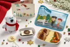 Emirates prepara refeições, presentes e surpresas neste Natal