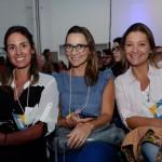 Luciana Lima, Thais Bellucci e Mariana Bellucci, da Local Turismo