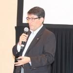 Luiz Teixeira, da Delta apresentou as novidades da companhia