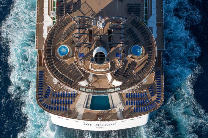 59cec42bd Conheça o Seaside, mais novo navio da MSC Cruzeiros