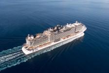 MSC abre vendas para 2021/22 no Brasil com Seaside e mais três navios