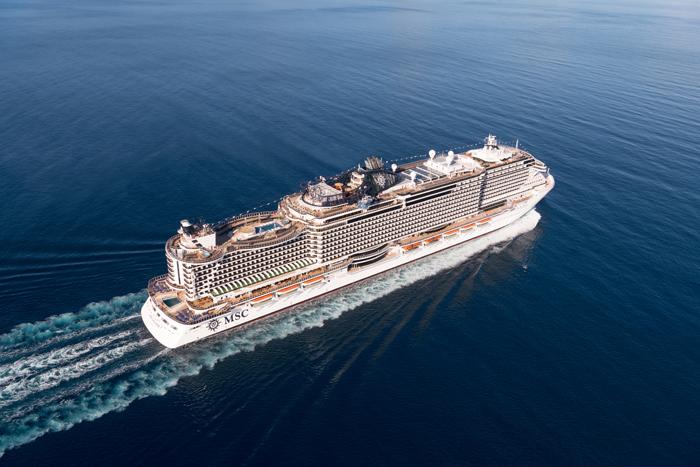 MSC Seaside será palco para o Dancing Cruise Caribe, que acontece em setembro