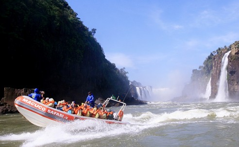 Parque Nacional do Iguaçu registra recorde de visitação; 1,64 milhão de ingressos