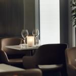 Opções de vinhos do Signature Suite (Divulgação Air Canada)