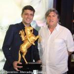 Fabricio Oliveira, Prefeito de Balneário Camboriú e Leonel Pavan, secretário de Turismo de SC