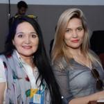 Raquel de Souza e Viviane de Souza, da Axhar Viagens
