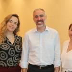 Renata Pestana, Anderson Wolff e Carolina Gaete, assumem novos cargos na Gol