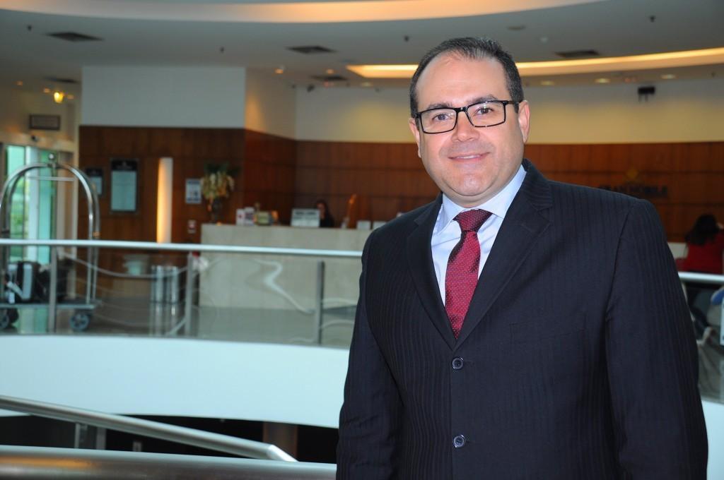 Roberto Bertino, CEO do Grupo Nobile