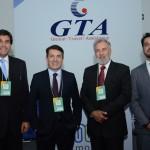 Rogerio Esteves, Gelson Popazoglo, Celso Guelfi e Agenor Bertoni, da GTA
