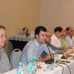 Rubens Scwartzmann abre a reunião da Abracorp