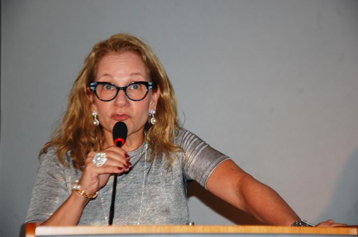 Sonia Chami, presidente do Rio CVB