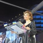 Sophia Loren, madrinha da MSC Cruzeiros