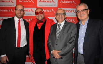 Avianca Brasil reúne parceiros e celebra início dos voos para NY; veja fotos