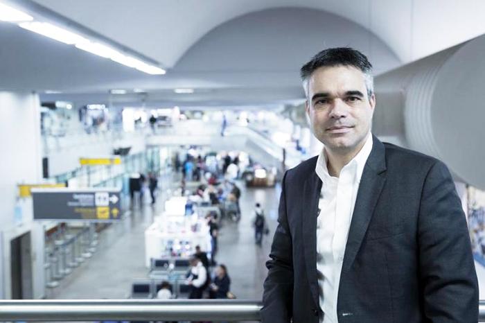 Tobias Markert, o novo CEO do grupo Floripa Airport