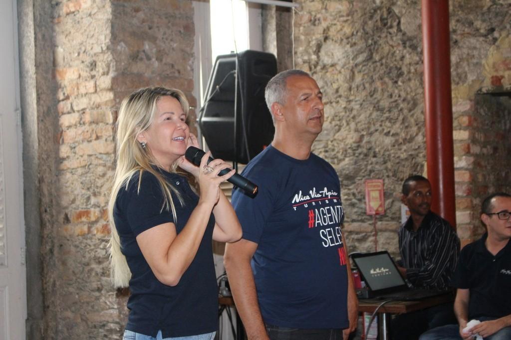 Viviane Fernandes, diretora do Nice Via Apia