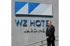 WZ Hotel Jardins tem novo gerente geral