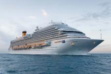 Costa: cruzeiros de setembro serão exclusivos para hóspedes italianos