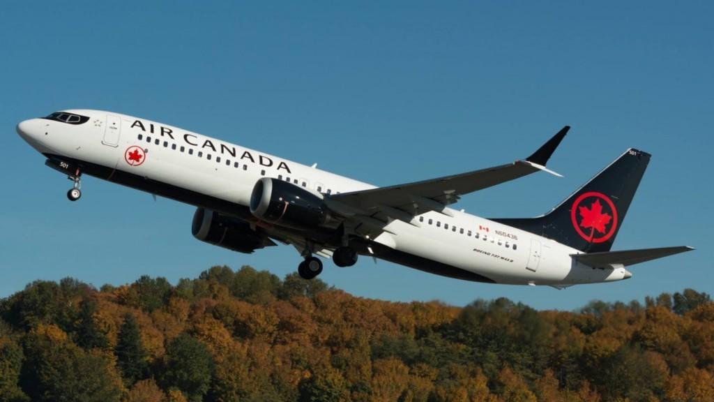 Air Canada conclui o lançamento programado para este verão de 25 novas rotas non-stop internacionais, entre fronteiras e domésticas