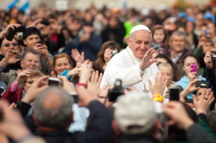 O Papa Francisco realizará uma visita oficial ao Chile de 15 a18 de janeiro de 2018