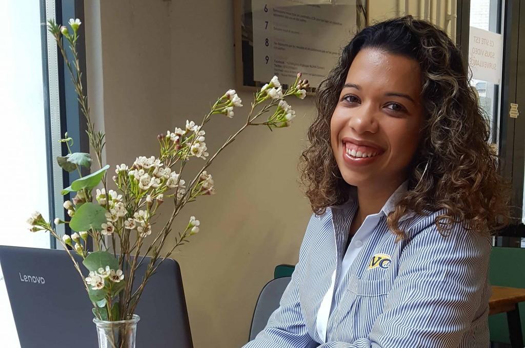 Amanda Barbosa atuou por quatro anos no Atout France