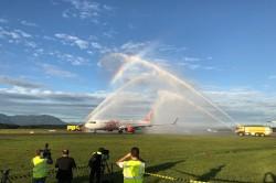 Floripa Airport inicia atividades no aeroporto internacional Hercílio Luz (SC)