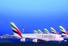Emirates celebra nomeações no World Travel Awards 2020