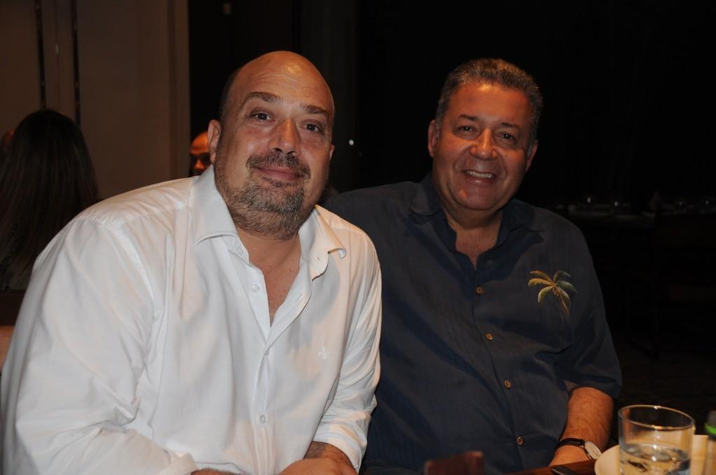 Entre os convidados do trade, estavam o diretor do Rio CVB, Michael Nagy, e Alexandre Sampaio, presidente da FBHA e do Conselho de Turismo da CNC