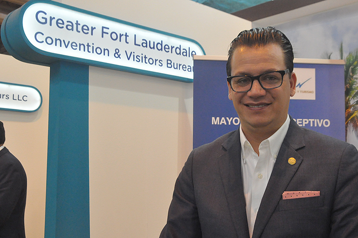 Erick Garnica, do Greater Fort Lauderdale